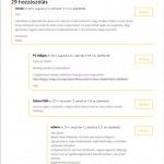 Screenshot of comments with customized design in the Divi theme