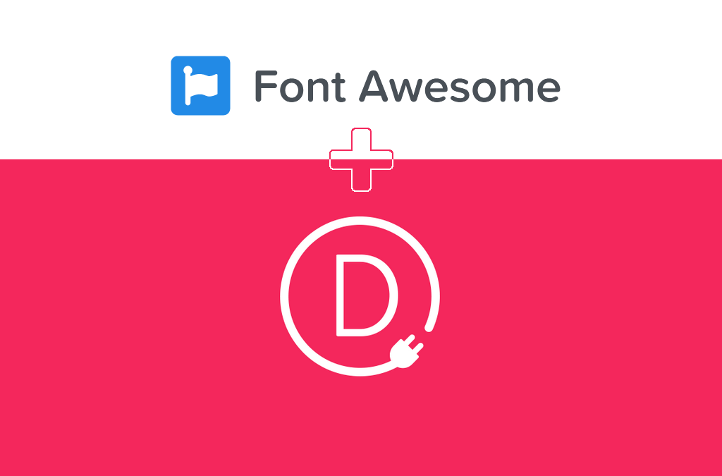FA Icons for Divi Builder 2.5 now supporting Font Awesome 5