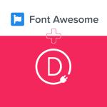 FA Icons for Divi Builder