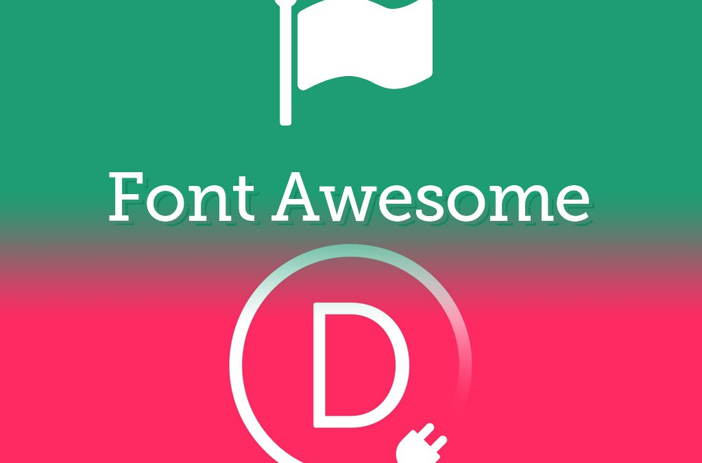 Font Awesome for Divi Builder 2.4